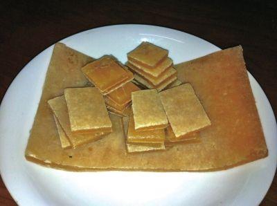 南屿的酸枣糕