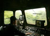 火车司机的一天