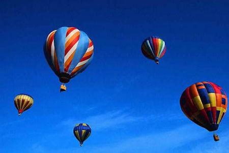 热气球基本知识:热气球的构造和飞行原理
