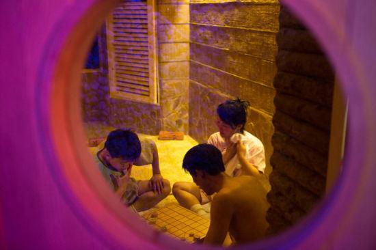 平壤高档洗浴休闲中心