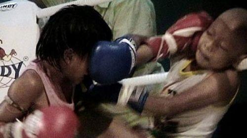 揭秘泰国儿童拳手的真实生活