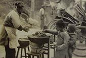 《海蛎饼》拍摄时间:20世纪30-40年代