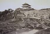 《屏山》拍摄时间:20世纪20年代