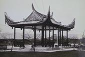 《亭中望楼》拍摄时间:20世纪30-40年代