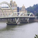 老照新拍:《如今的万寿桥Ⅰ》拍摄者:林圜
