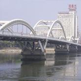 老照新拍:《如今的万寿桥Ⅱ》拍摄者:林圜