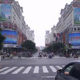 老照新拍:《如今的中亭街街景Ⅰ》拍摄者:林圜