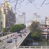 老照新拍:《如今的仓前桥Ⅱ》 拍摄者:林圜
