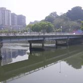 老照新拍:《如今的仓前桥Ⅰ》 拍摄者:林圜