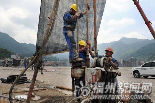 全国首个港储电一体项目落户福州