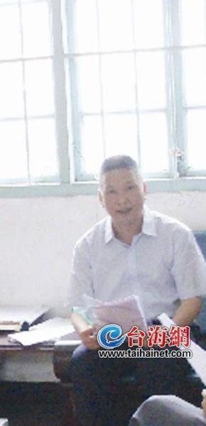 杨福胜工作照