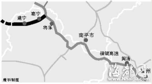 建泰高速11月全线通车