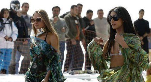 豪放不输欧美走进女性最开放的阿拉伯国家