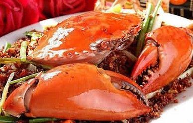 海蟹去内脏图解