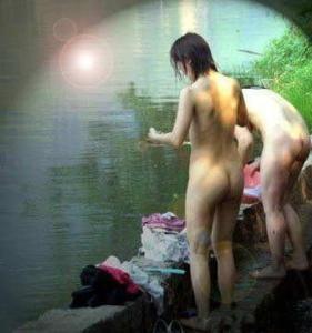中国风情无限的五大裸浴场所