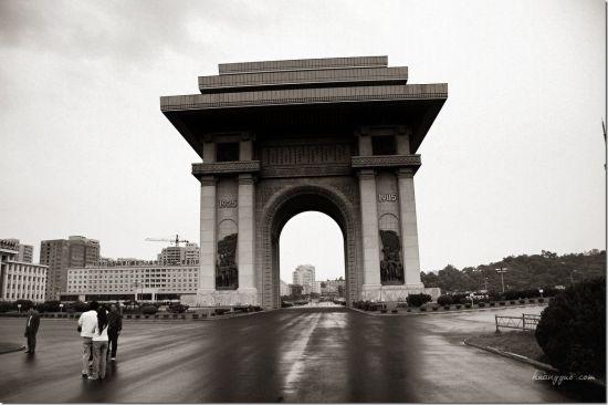 朝鲜的凯旋门