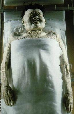 穿越千年的美丽 一睹全球千年女尸的最美部位