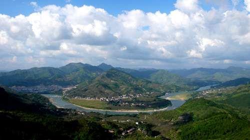 图示:永泰大樟溪大峡谷 摄影:山野顽猴