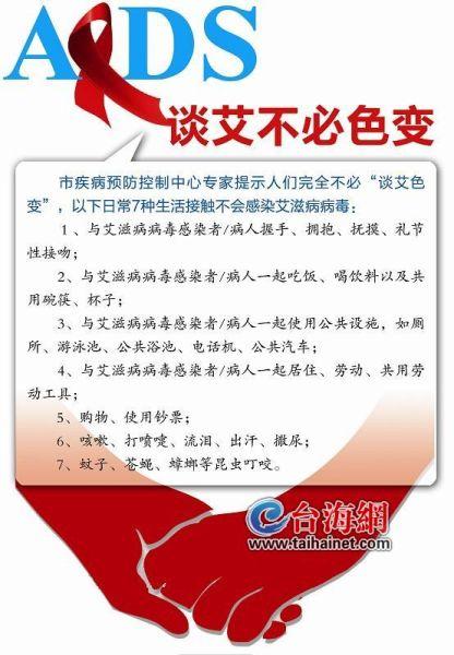 厦疾控中心昨发布艾滋病分析报告