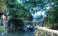 古田桂花谷温泉