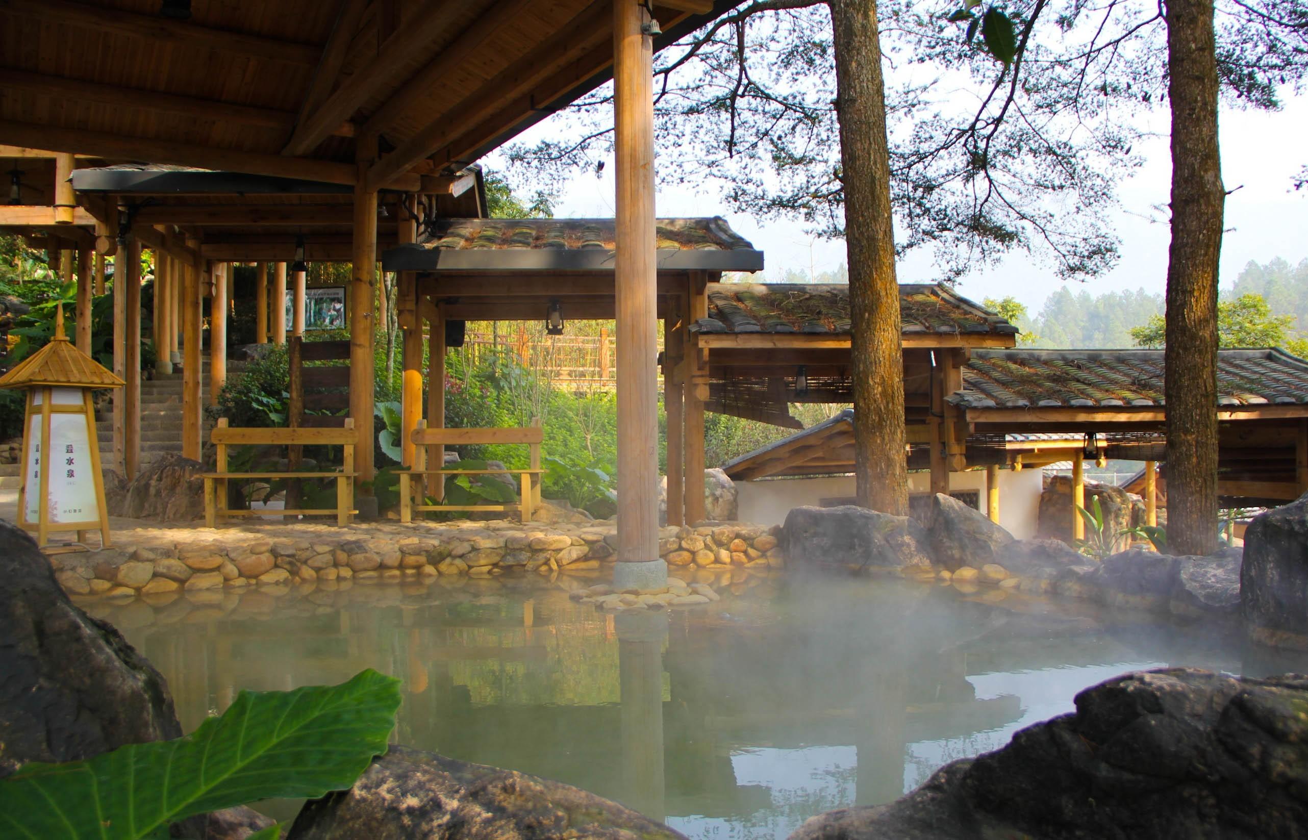 旗山森林温泉度假村