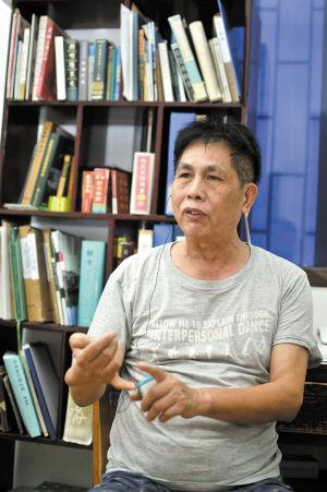 张铁文(赵昊翔 摄)