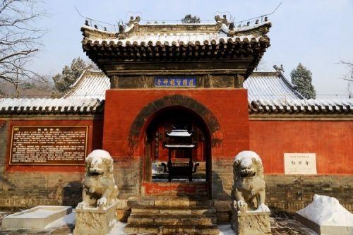 北京:红螺寺