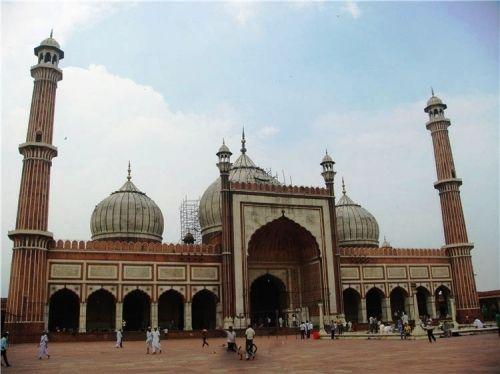 印度清真寺