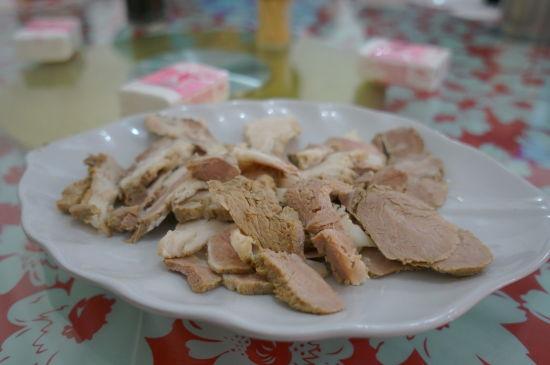 乌状元黑猪肉