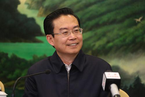 苏树林:要学习和借鉴台湾发展生态的经验(图)