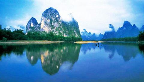 寻找山水萦梦 桂林自驾之旅