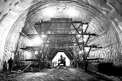 福建建设海西铁路网