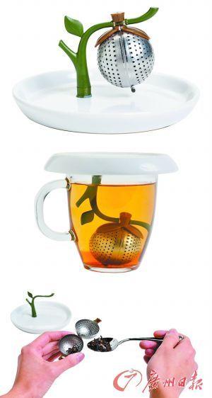 可爱又好玩的茶包,非常方便地泡上热茶,即可享受片刻萌萌的轻松茶时光