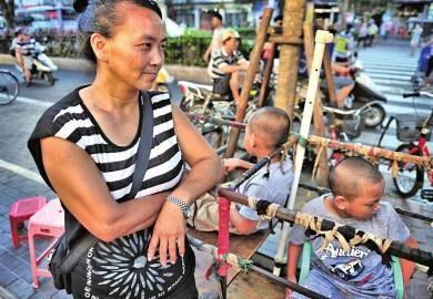 谈及未来,陈雅珠有些迷茫。