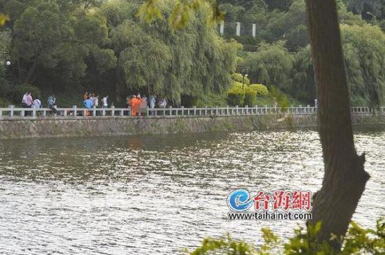 厦门一男子在湖里新丰水库溺亡