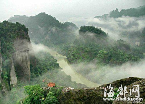 武夷山风景秀丽(资料图)