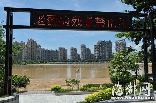 西河泳场是市民爱去的游泳场所
