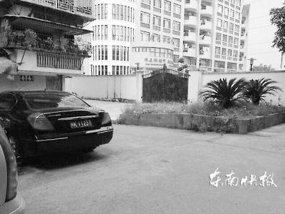 网友举报闽K车公车私用(网络图片)