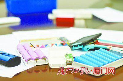 本报记者购买8款充电宝,检测发现无一合格。