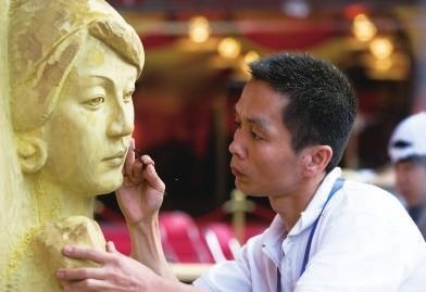 闽侯根雕产业创意园