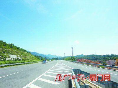 厦成高速漳州段全线贯通