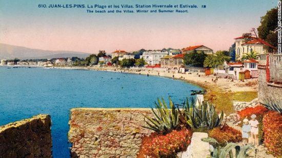 尼斯(法国):适合冬夏旅游的胜地海滩别墅(1926)