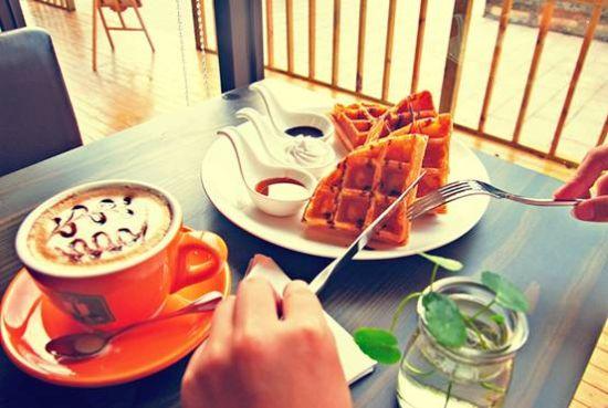 """旅途中的下午茶时光,尽享""""游生活"""""""