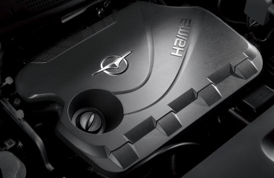 海马S5 1.5T CVT搭载的VVT发动机,最大功率达120KW,最大扭矩高清图片