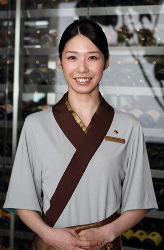 清酒侍酒师世界冠军Kaoru Izuha