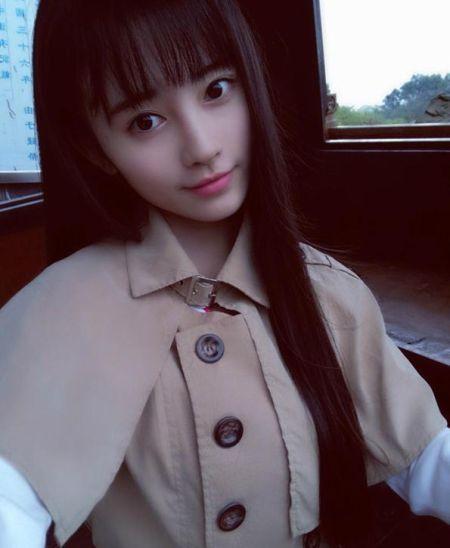 中国第一美女系高中学生