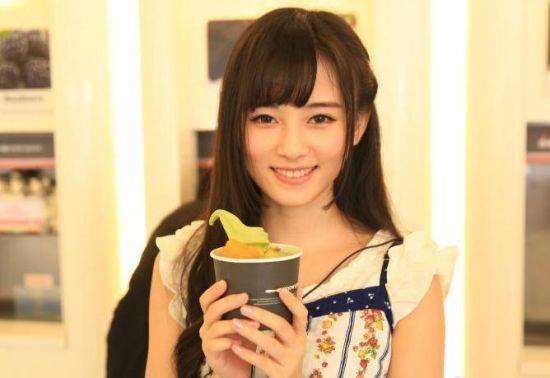 中国第一美女系高中生