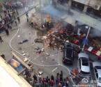 厦门一小吃店突发爆炸