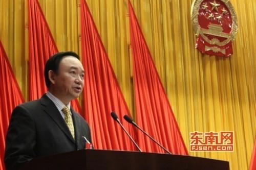 三明市市长杜源生作政府工作报告