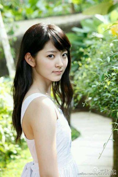 组图:日本清纯美少女铃木爱理